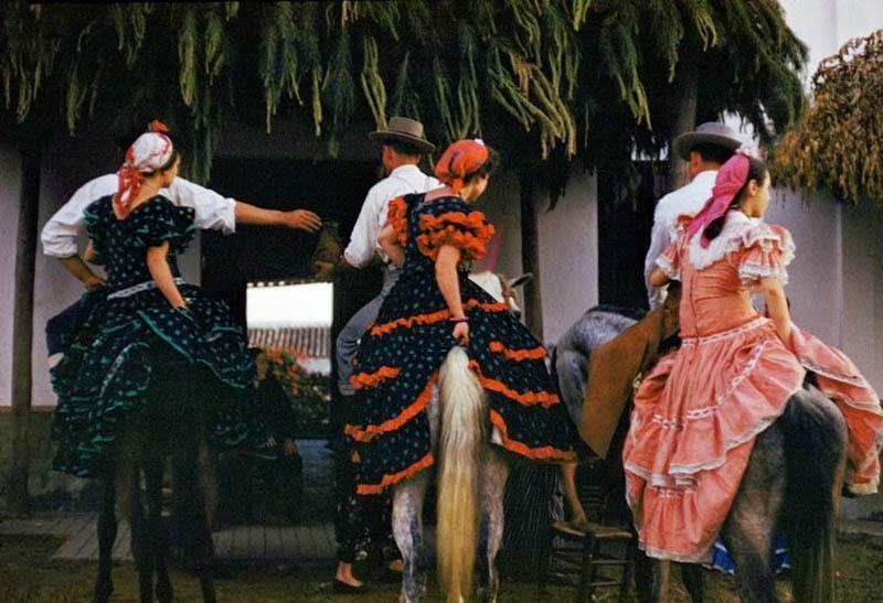 1950s Life Spain