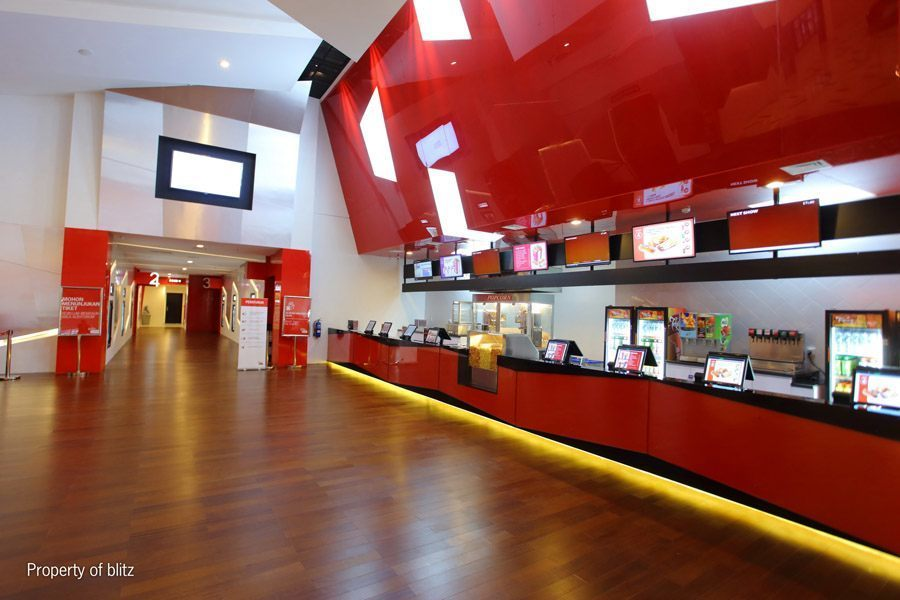 coolest cinemas blitz megaplex concessions