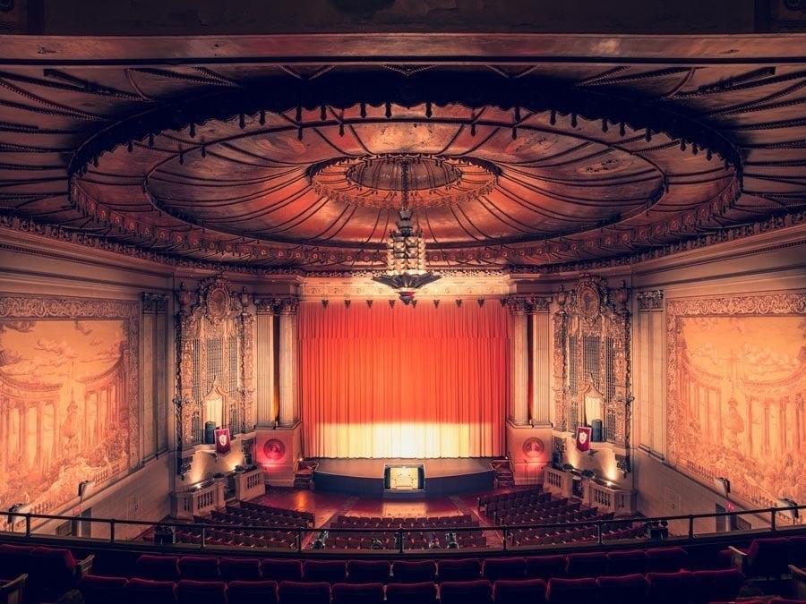 coolest cinemas castro screen san francisco