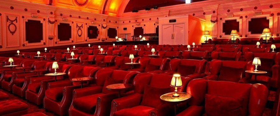 coolest cinemas electric cinema seats