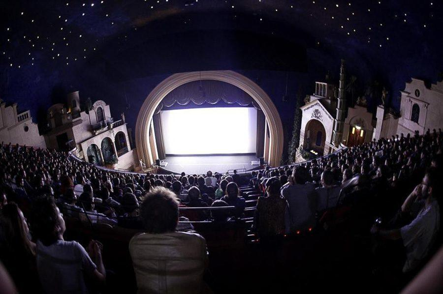 coolest cinemas le grand rex paris stage