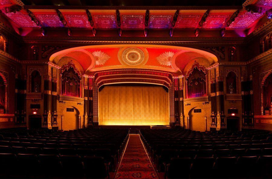 Cinephiles, Rejoice: Here Are The 10 Coolest Cinemas In ...