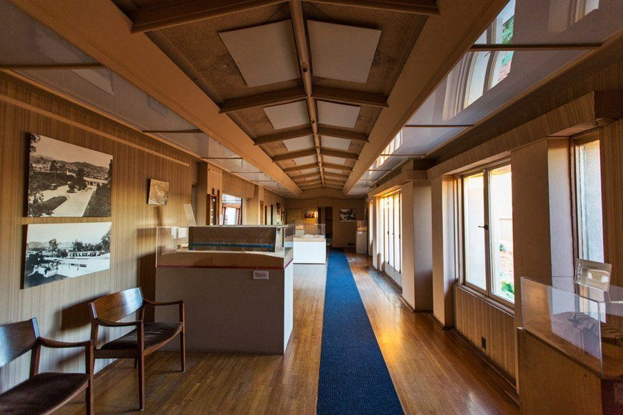 Frank Lloyd Wright S Hollyhock House Finally Restored