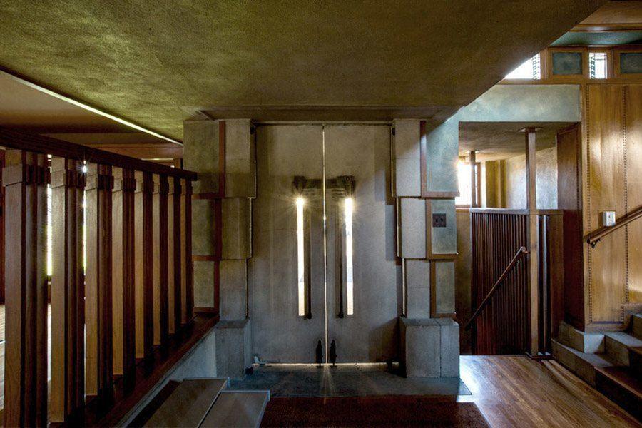Frank Lloyd Wright S Hollyhock House Finally Restored