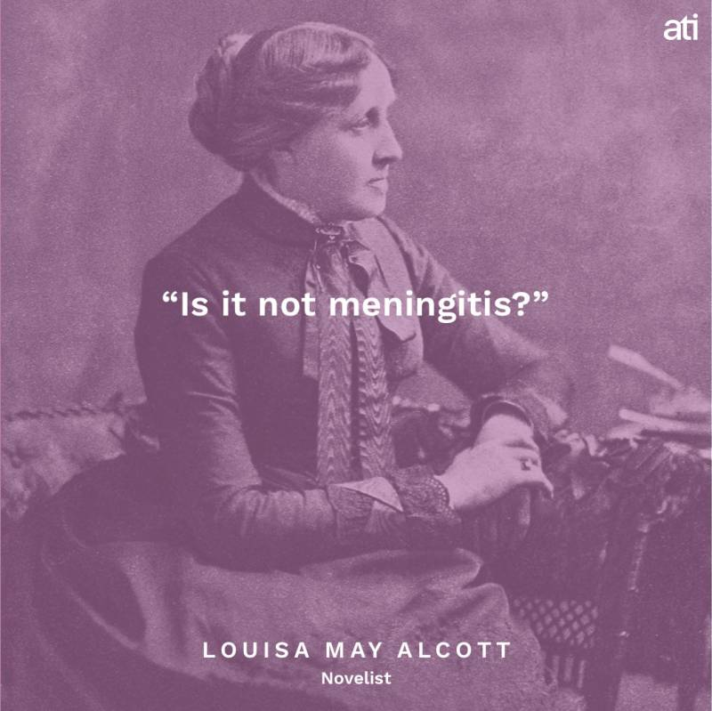 Louisa May Alcott Deathbed Words