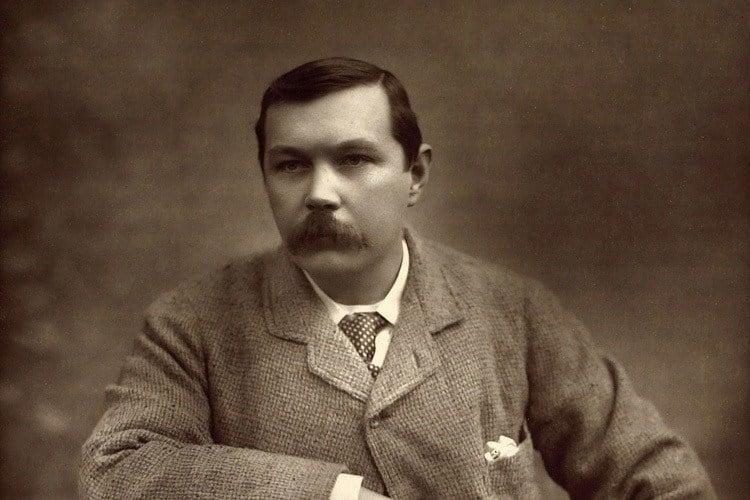 Young Arthur Conan Doyle