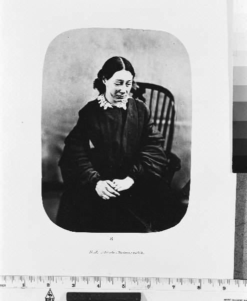 Eliza Josolyne At Bethlem Royal Hospital