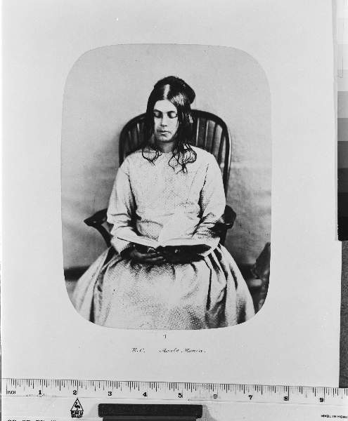 Bethlem Royal Hospital Patient Eliza Camplin