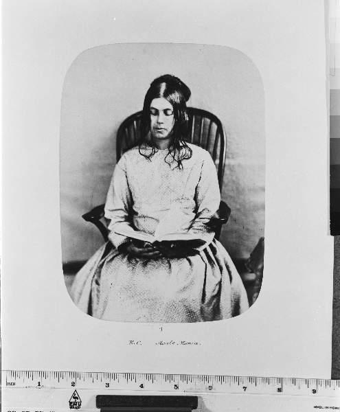 Bedlam Asylum Patient Eliza Camplin