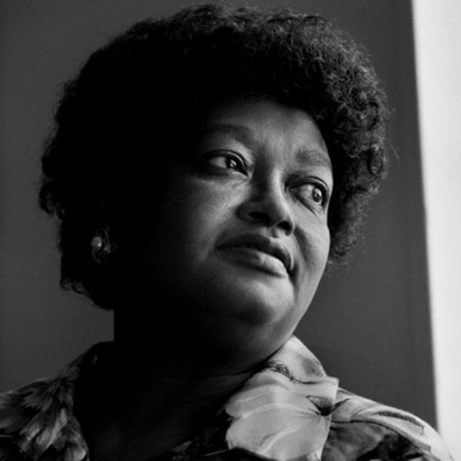 Black Civil Rights Leaders Claudette Colvin