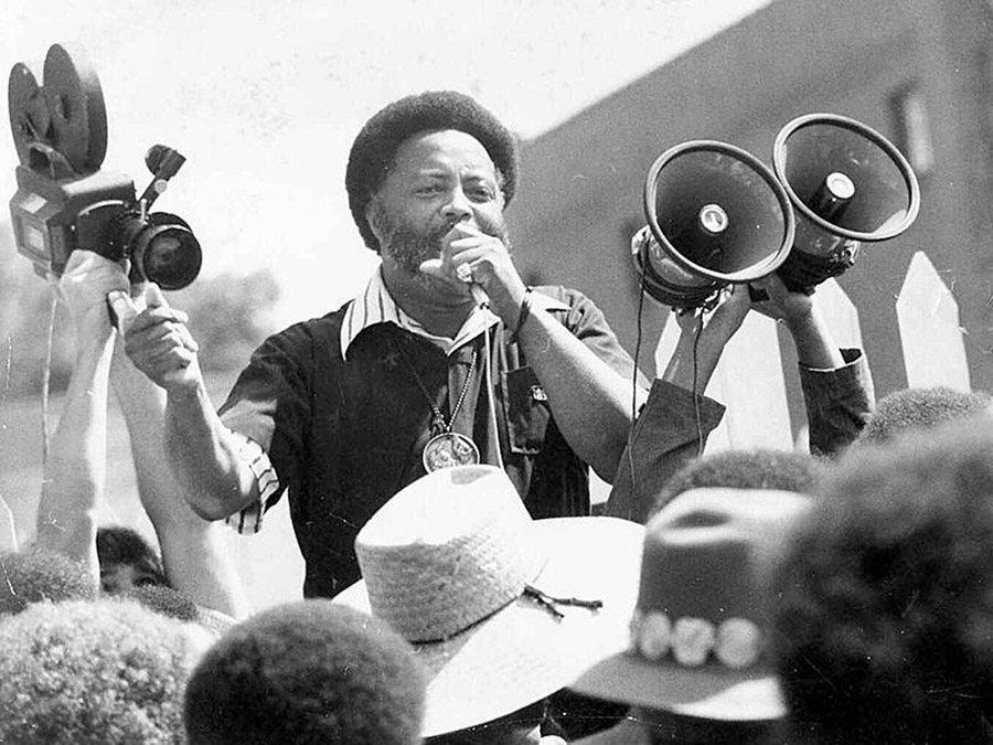 Black Leaders In American History Hosea Williams