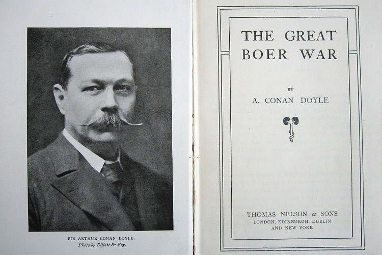 Boer War Book