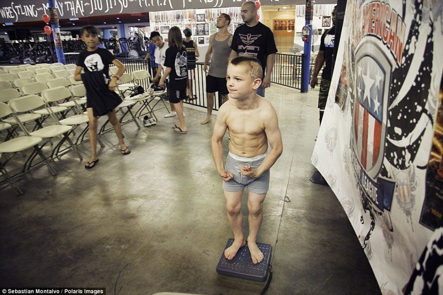 Kids MMA Tournament