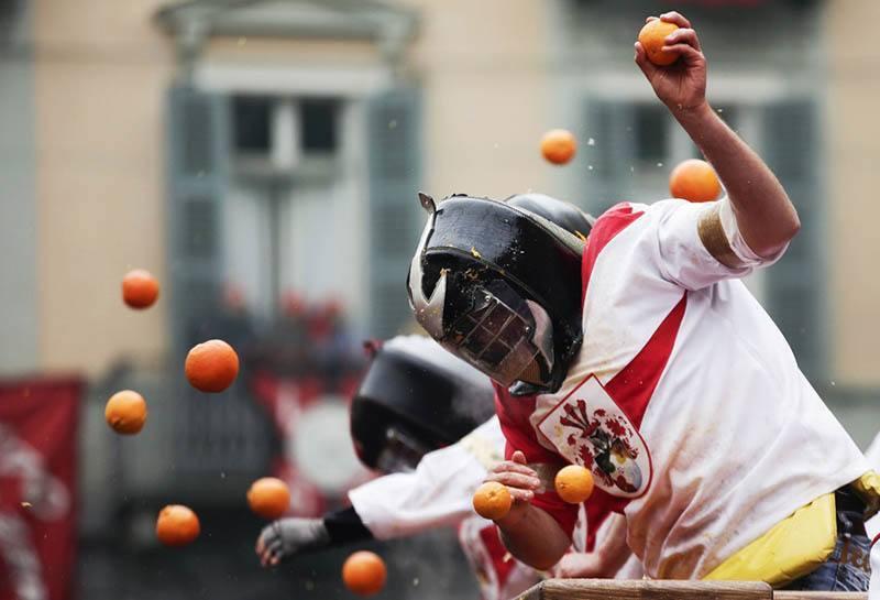 Carnival Oranges