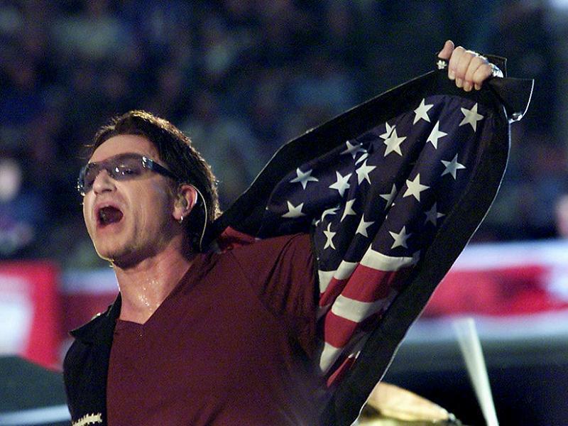 Stupid Celebrity Causes Bono