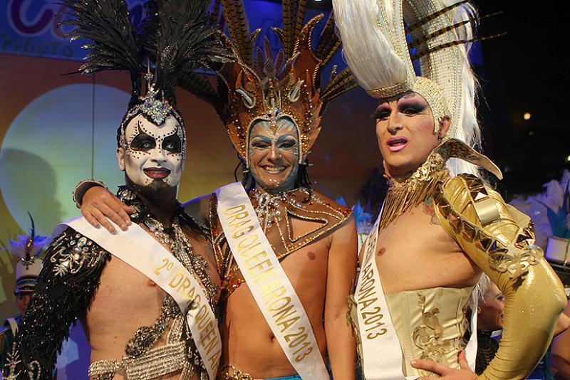 Drag Profile Festival Winners
