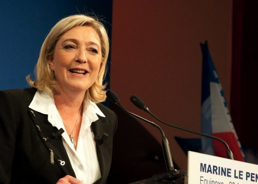 Extreme European Political Parties Le Pen