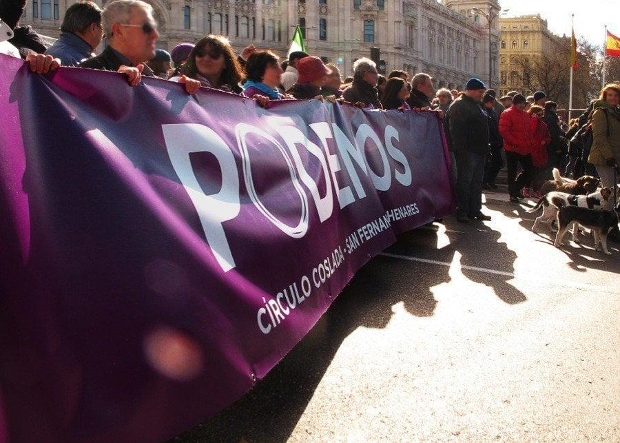 Extreme European Political Parties Podemos