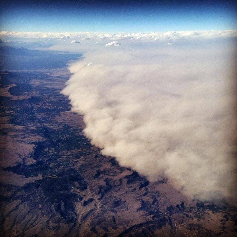 Global Warming Colorado Haboob