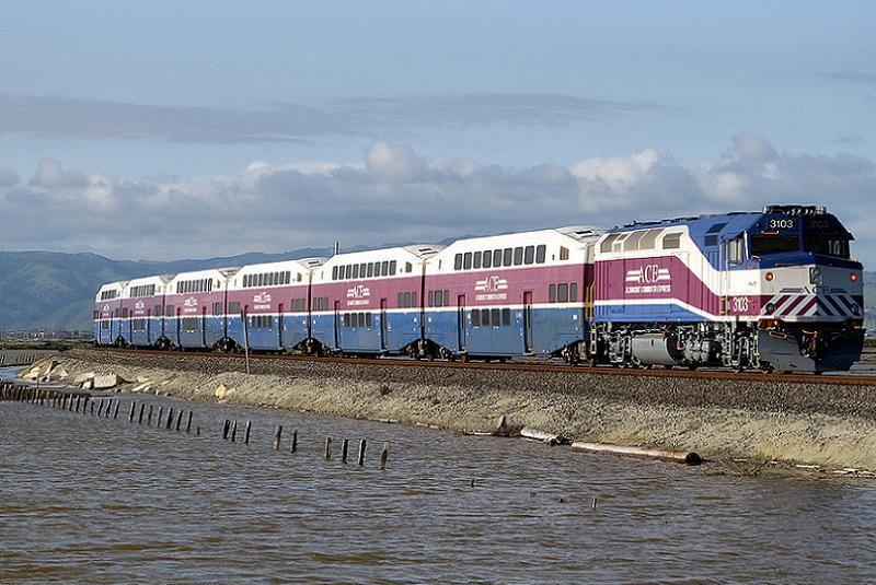 Flooding Train