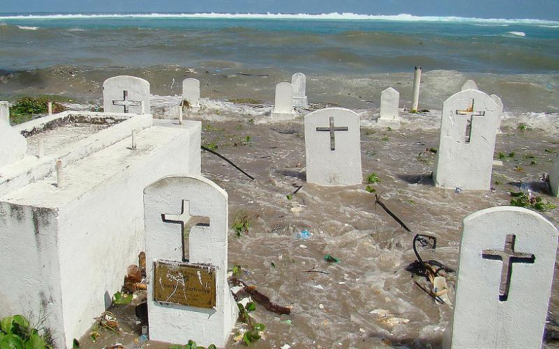 Global Warming Cemetery