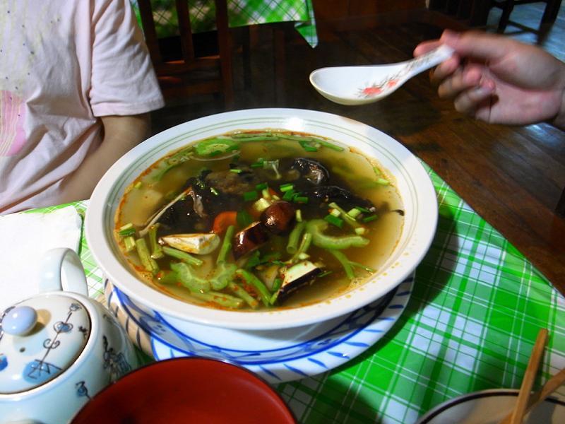 Gross Foods Palau Soup