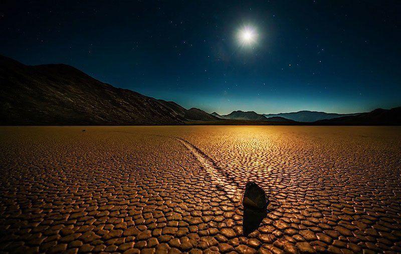 Death Valley Racetrack Playa