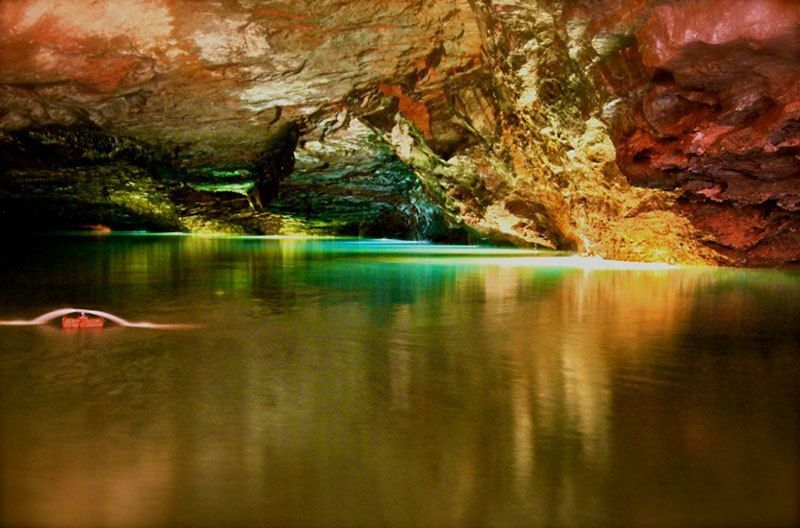 Sea Cave in Tennessee