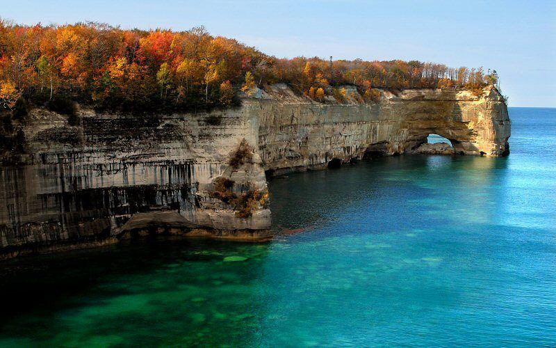 Painted Rocks National Landshore