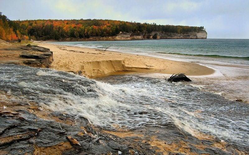 Hidden Wonders Rocks Beach