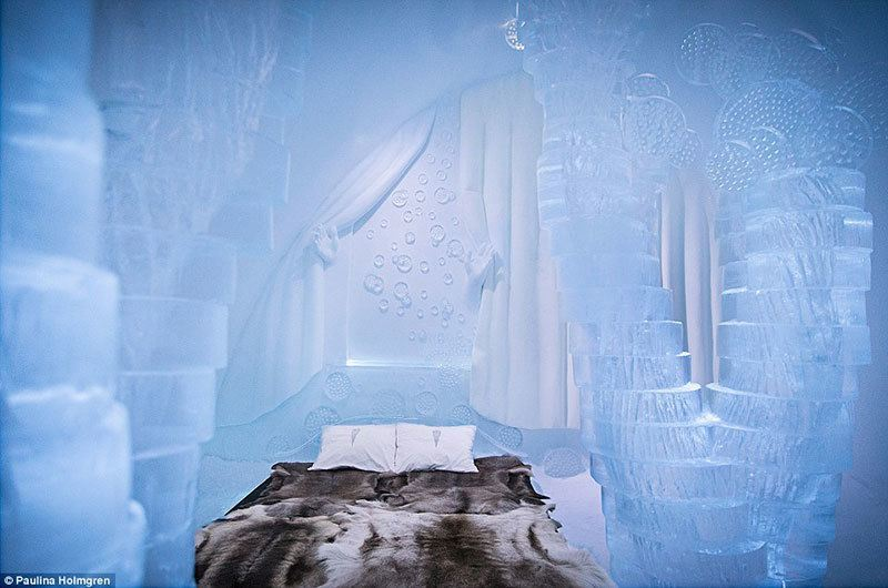 Spring Suite in Icehotel