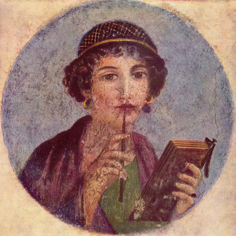 Menstruation History Roman Woman