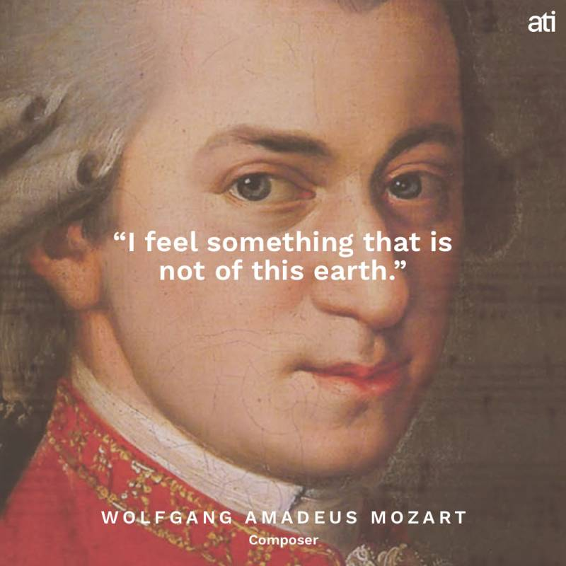 Mozart's Famous Last Words Before Death