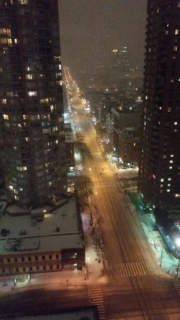 10th avenue northeast snow