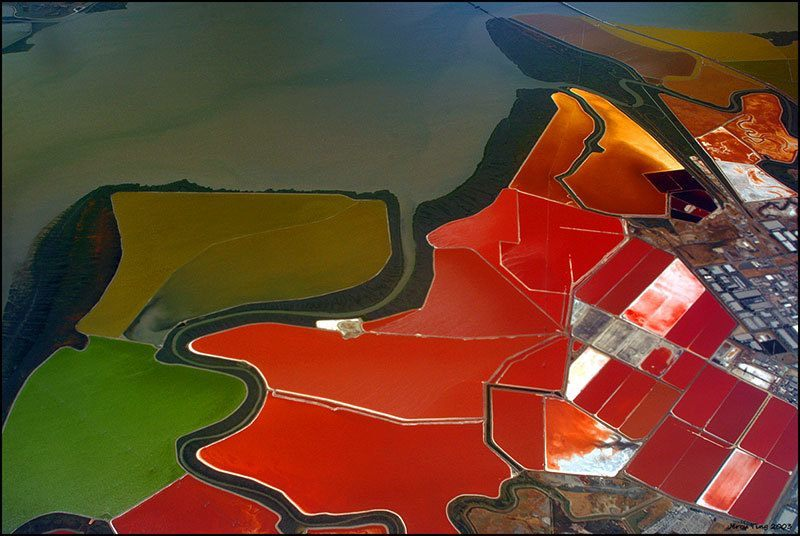 San Francisco Evaporation Ponds