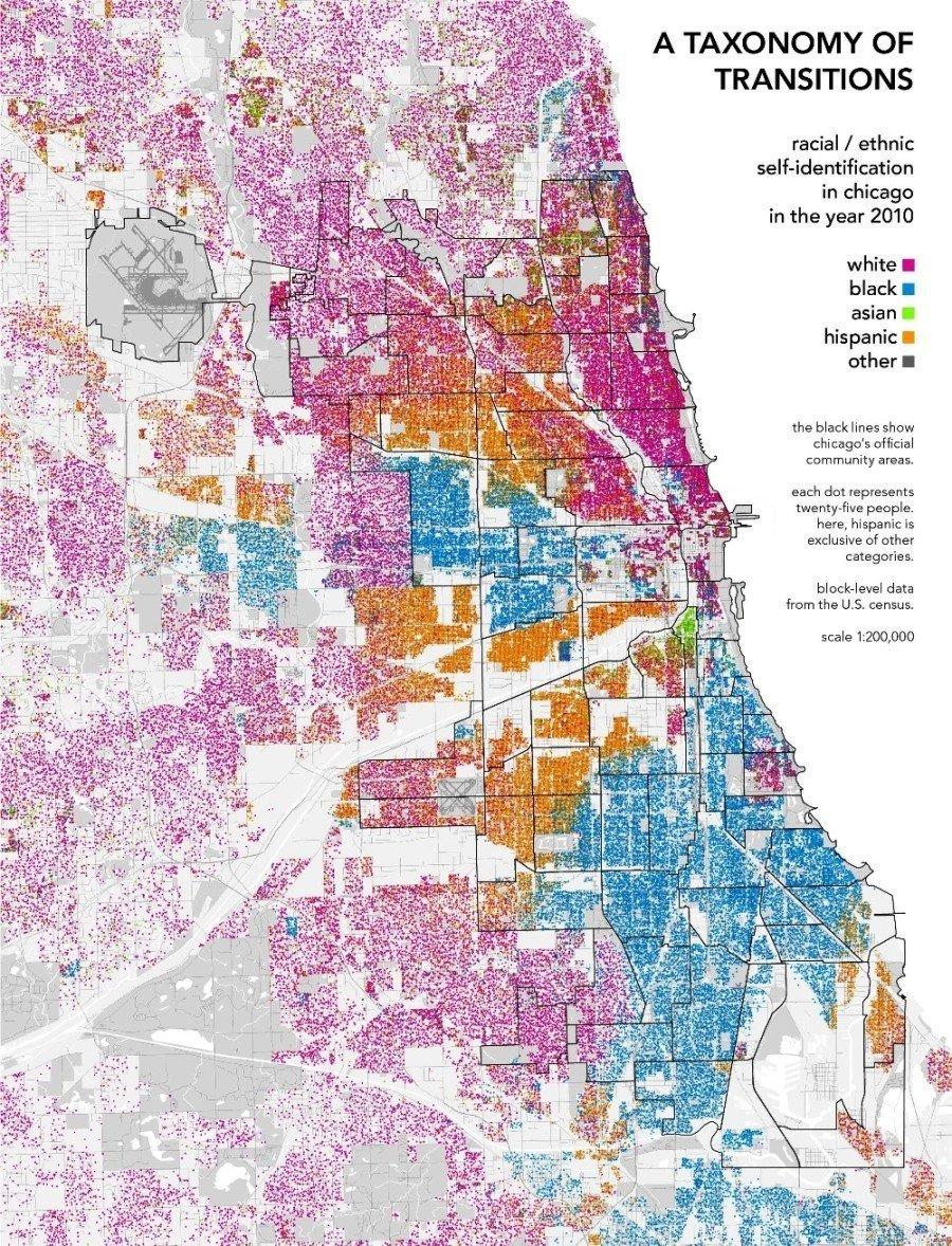 Racial Segregation Of Chicago