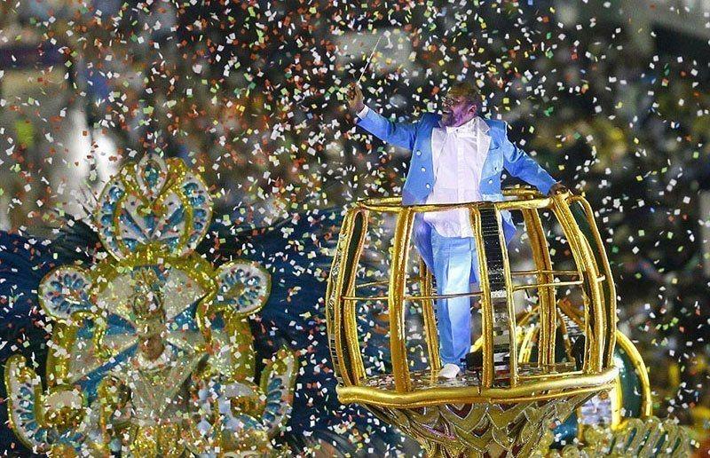 Rio de Janeiro Carnival Party
