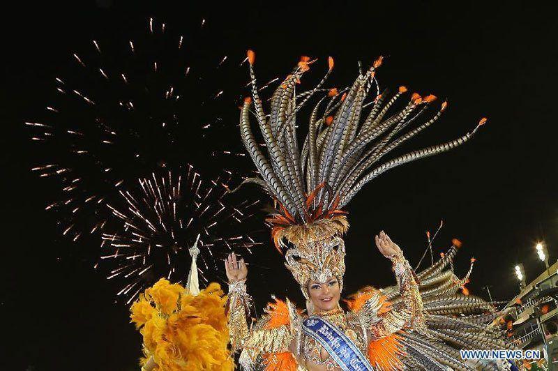 Carnival Queen Brazil