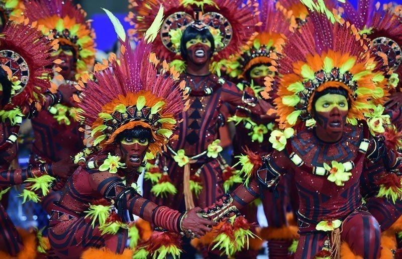 Rio de Janeiro Carnival 2015