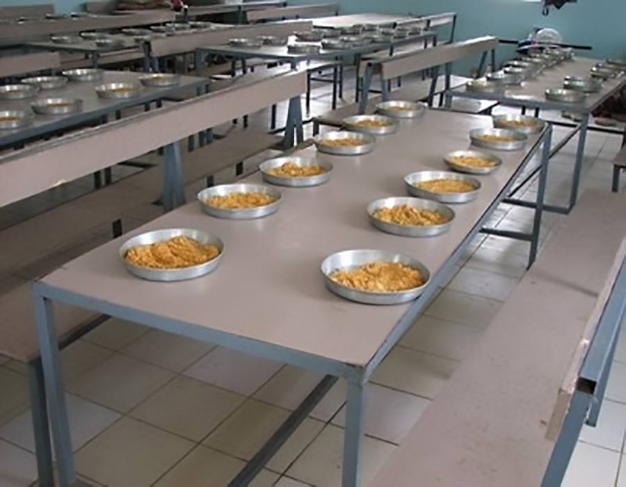 School lunch Djibouti