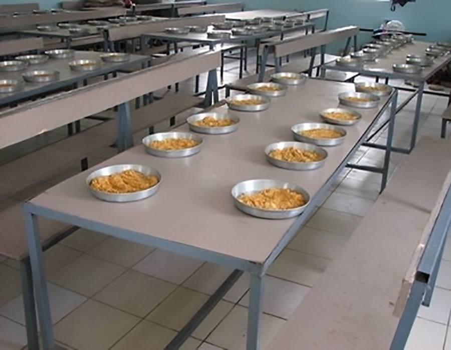 School lunch Djibouti