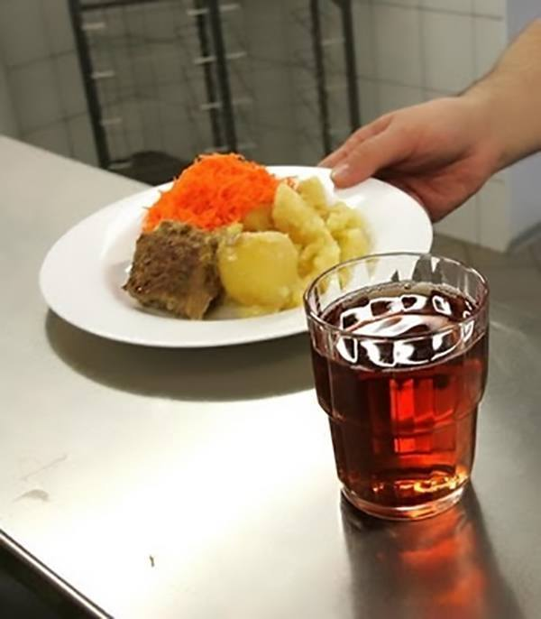 School lunch Estonia