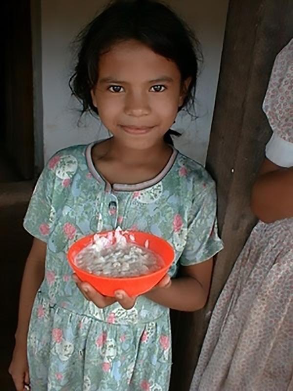School lunches Honduras