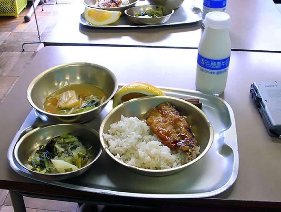 School lunches Chicken