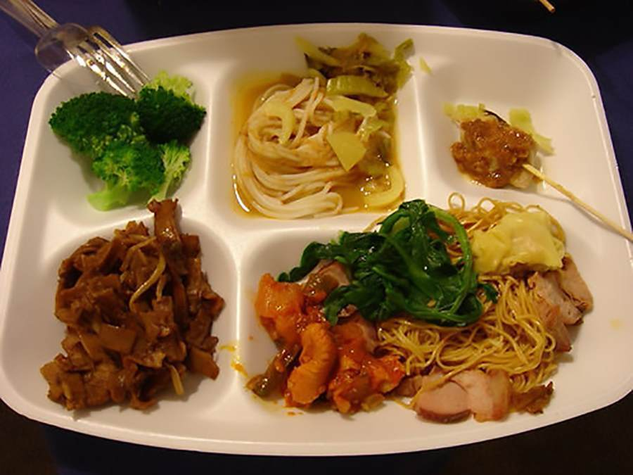 School lunches Singapore