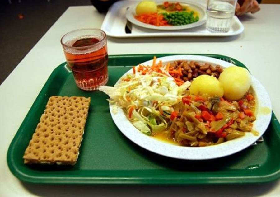 School lunches Sweden