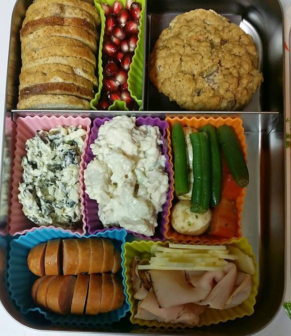 School Lunches Bento