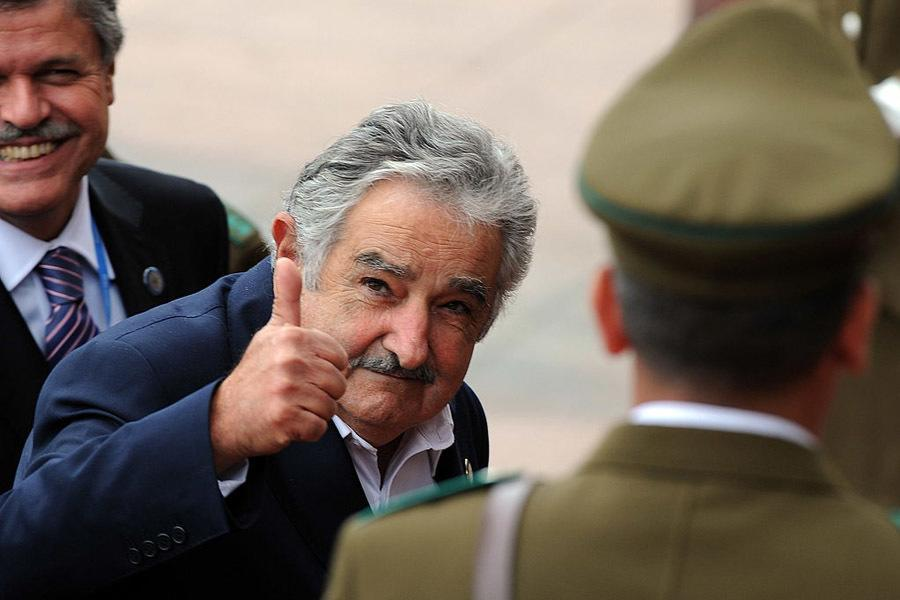 Jose Mujica Quotes Thumbs Up