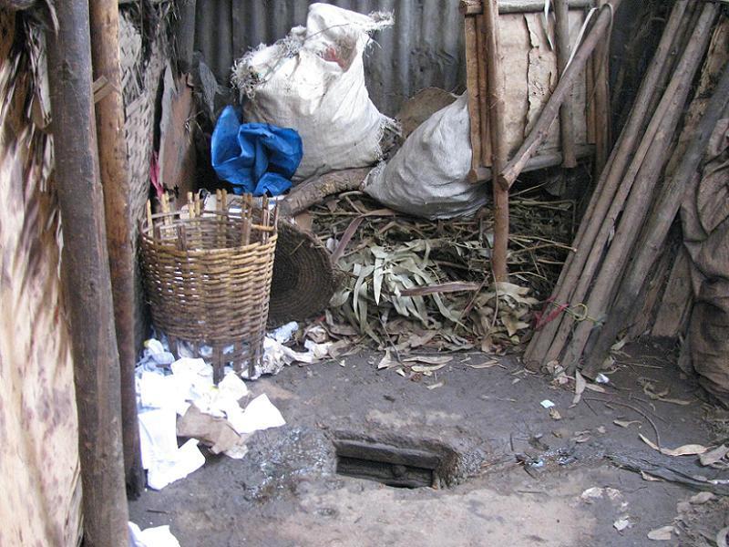 Toilets Ethiopia