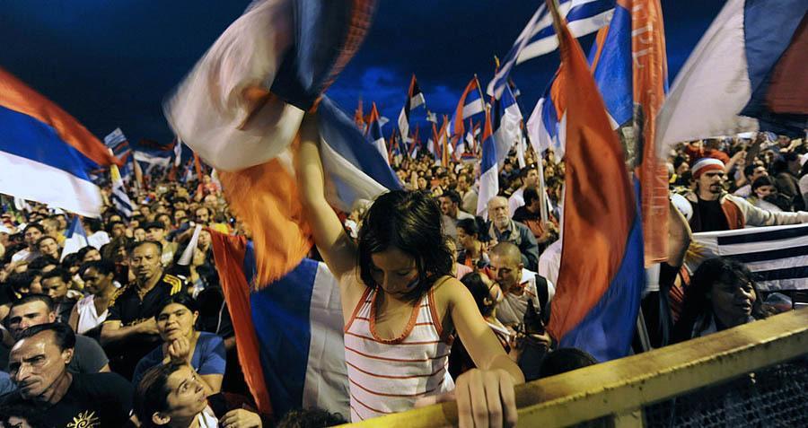 Uruguay Election